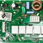 WH12X22744 GE Washer Control Board
