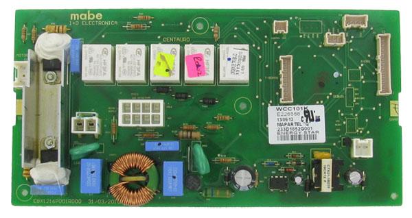 WH18X10002 GE Washer Control Board