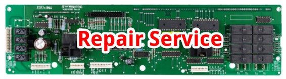 WPW10438752 Whirlpool Oven Control Board Repair Service