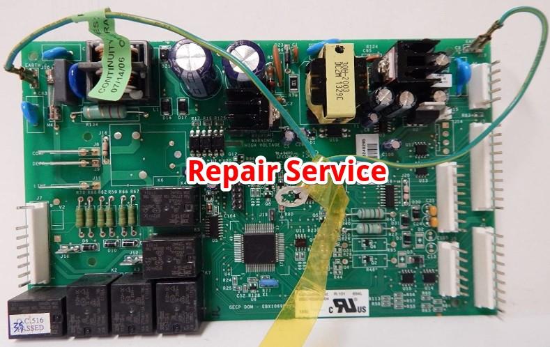 WR55X10383 GE Refrigerator Control Board Repair Service
