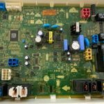 EBR76519501 Kenmore Dryer Control Board