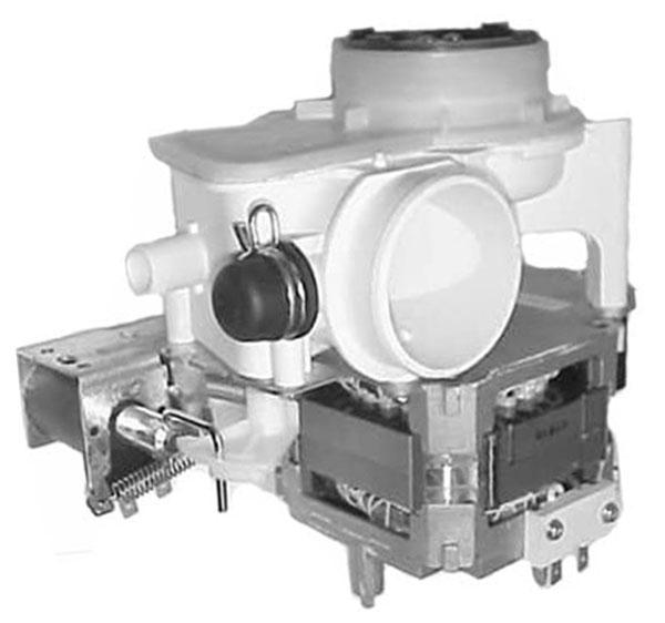 GE Dishwasher Drain Pump WD26X10013