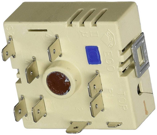 GE WB24T10015 Electric Stove Burner Control Switch