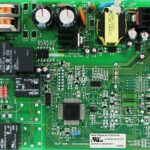 GE WR55X10942 Refrigerator Control Board Troubleshooting Parts