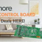 Kenmore Dryer Control Board