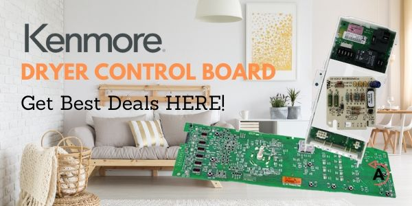Kenmore Dryer Control Board
