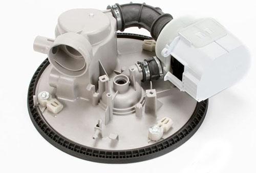 W10168823 KitchenAid Dishwasher Drain Pump