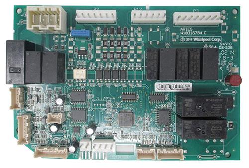 W10589837 Whirlpool Refrigerator Control Board