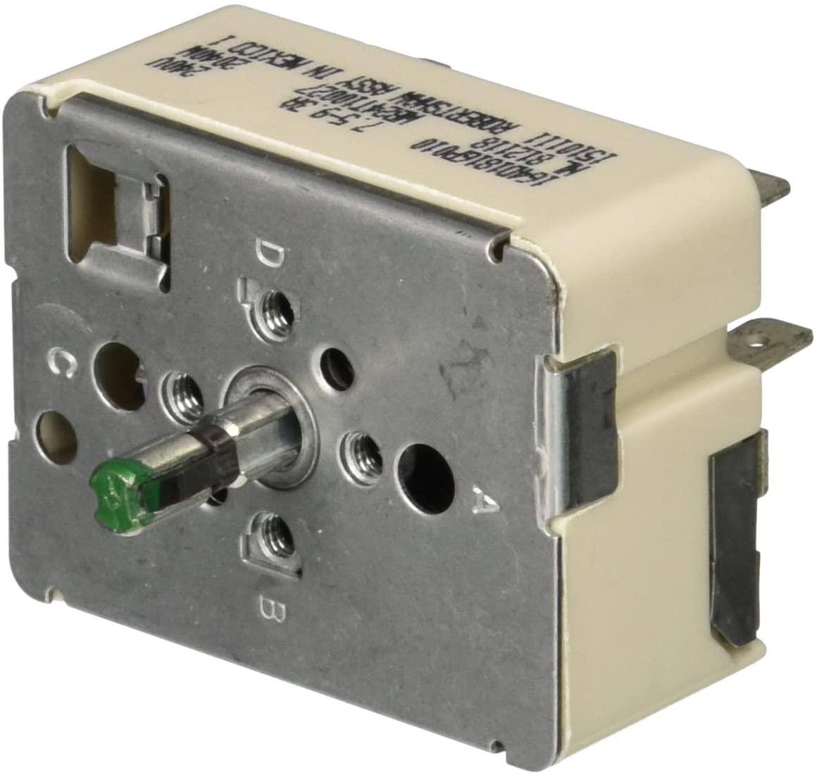 WB24T10027 GE Oven Burner Infinite Switch