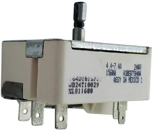 WB24T10029 GE Oven Control Switch
