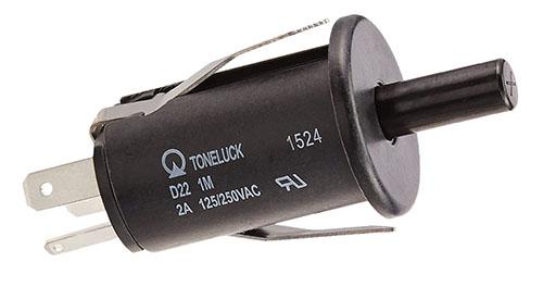 WB24T10147 GE Oven Door Light Switch