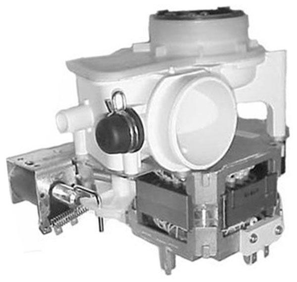 WD26X10004 GE Dishwasher Drain Pump