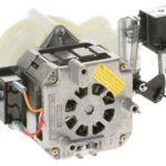 WD26X10035 GE Dishwasher Drain Pump