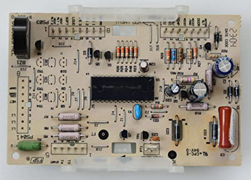 WPW10116565 Kenmore Dryer Control Board
