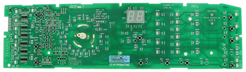 WPW10218312 Kenmore Dryer Control Board