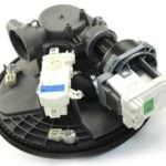 WPW10605057 Whirlpool Dishwasher Circulation Pump