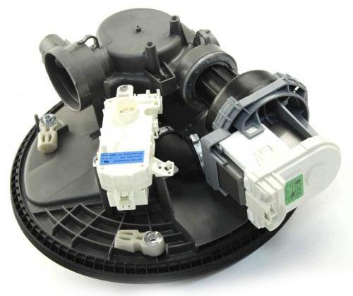 WPW10605057 Whirlpool Dishwasher Circulation Pump