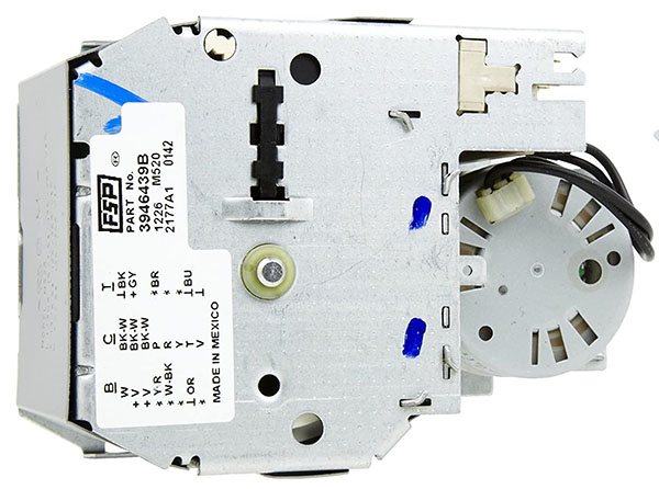 Whirlpool 285938 Washer Timer