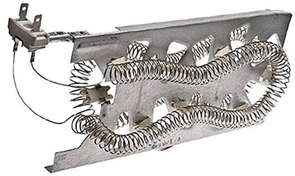 Whirlpool Electric Dryer Heating Element 3387747