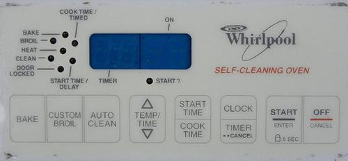 6610157 Whirlpool Oven Control Board