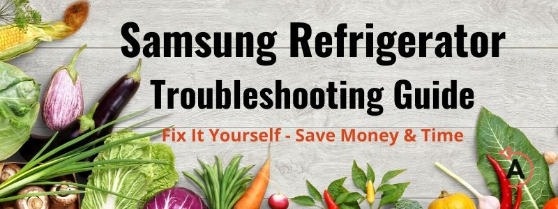 Samsung Refrigerator Troubleshooting Guide 2