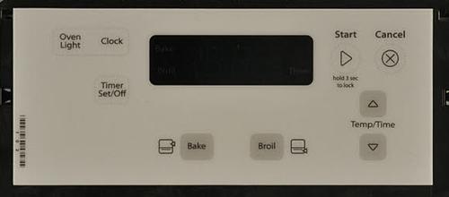W11113908 Whirlpool Oven Control Board