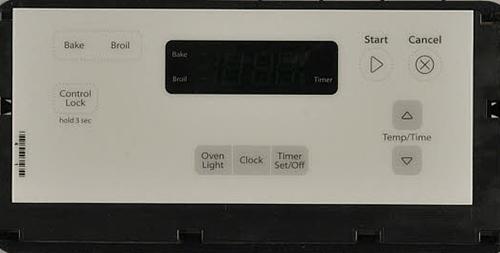 W11122557 Whirlpool Oven Control Board