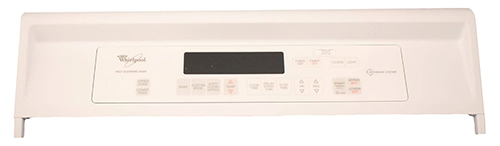 WP8300428 Whirlpool Oven Control Panel