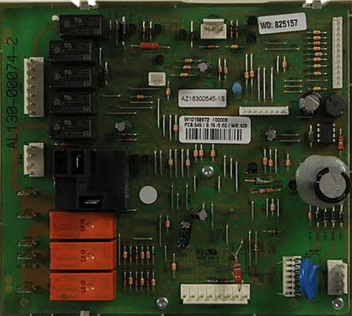 WPW10158972 Whirlpool Oven Control Board