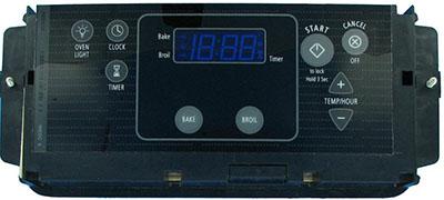 WPW10312660 Whirlpool Oven Control Board