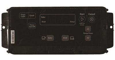 WPW10556710 Whirlpool Oven Control Board
