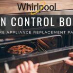 Whirlpool Oven Control Board