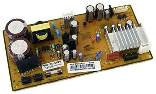 DA92-00768D Samsung Refrigerator Electronic Control Board