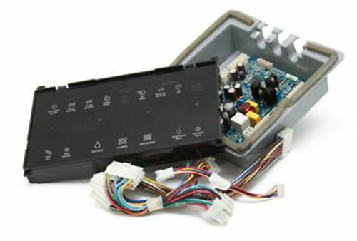 Electrolux Refrigerator User Interface 5303918585