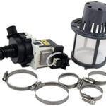 GE Dishwasher Drain Pump Kit WD19X25180