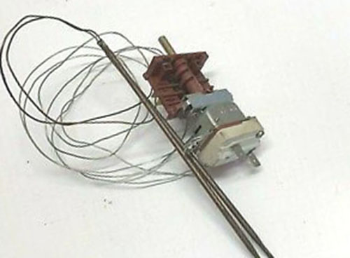 GE General Electric Oven Thermostat WB21X10028 Parts