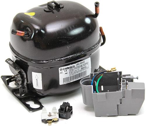 GE Refrigerator Compressor WR87X10076