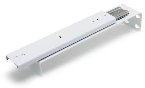 GE Refrigerator Freezer Drawer Slide Rail Left WR72X10124