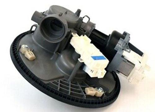 Kenmore Dishwasher Pump Motor W11230103
