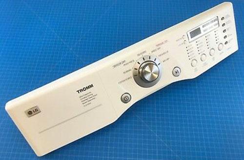 LG Gas Dryer Control Panel 3721EL0004D