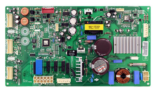 LG Kenmore Refrigerator Control Board EBR77042513