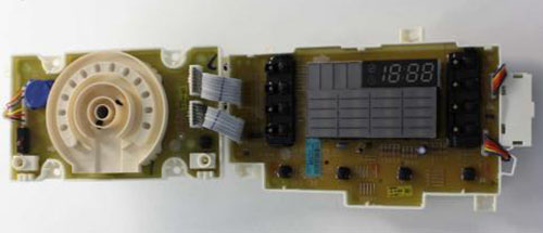 LG Kenmore Washer Display Control Board EBR78534409