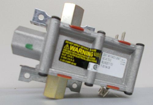 LG Oven Safety Gas Valve MJX62571701