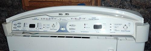 Maytag Dryer Control Panel 31001658