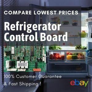 Refrigerator Control Board eBay Banner