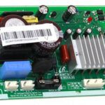 Samsung DA41-00404B Refrigerator Inverter Control Board