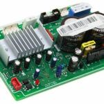 Samsung DA41-00614B Fridge Control Board