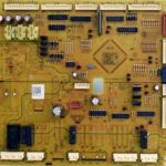 Samsung DA92-00384D Refrigerator Electronic Control Board