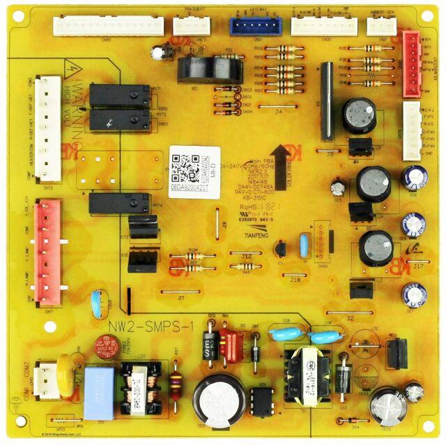 Samsung DA92-00420T Refrigerator Main Board