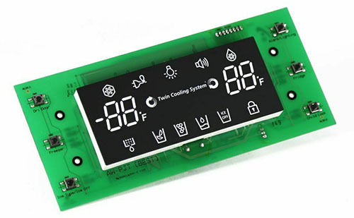 Samsung Fridge Parts DA41-00463E Main Board